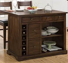 Good Expandable Drop Leaf Kitchen Island