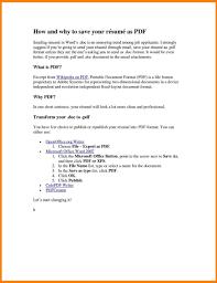 Email Sample Cover Letter Sending Resume Send Within Format Night