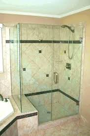 glass shower door cleaner showers half small images of bathroom ideas best for doors cleaning way