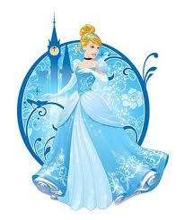 cinderella princess wall decor disney