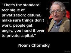 Noam #Chomsky Quotes: Noam Chomsky On Keeping People Passive ... via Relatably.com
