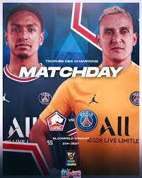 beIN Sports 7  بث مباشر ماتش باريس سان جيرمان وليل اليوم 0182021 في كأس  السوبر الفرنسي