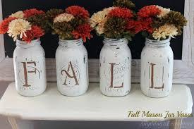 How To Decorate Mason Jars Fall Mason Jar Vases Anything EverythingAnything Everything 76