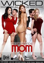 My girlfriends mom porn