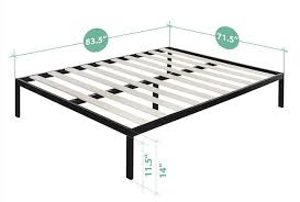 California King Size Bed Dimension How Wide is a Frame? | The Sleep Judge