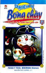 Truyện Tranh Doraemon Bóng Chày - Truyền Kì Về Bóng Chày Siêu Cấp ...