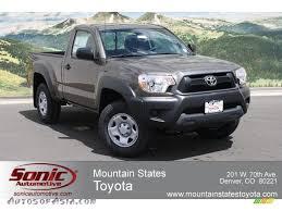 2012 Toyota Tacoma Regular Cab 4x4 in Pyrite Mica - 011626 | Autos ...