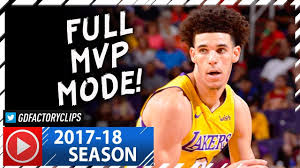 Lonzo Ball INSANE Full Highlights vs ...