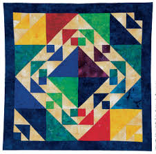 American Quilter's Society - AQ Magazine: Patterns - AQS Quilt ... & Color My World Adamdwight.com