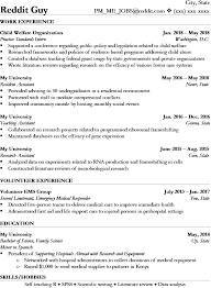 Resume Advice Appreciated By Recent Graduate Looking To Get An Entry