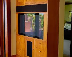 African Mahogany TV Cabinet - StudioFurnitureMaui