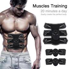 2019 Hot New Battery <b>Electric Muscle Training</b> Machine Fitness ...