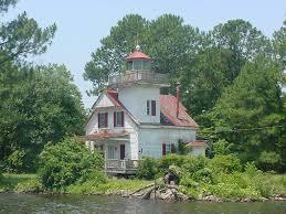 Roanoke River Light Roanoke River Lighthouse
