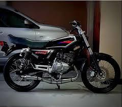 Seperti halnya desain rx king monster rilisan tahun 1990. Rx King Joss Modifikasi Yamaha Rx King Seram Ini Langganan Juara Kontes Modifikasi Modifikasi Gooto Com Ada Banyak Konsep Rx Hi