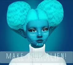 Sims 4 Alien House - Drone Fest