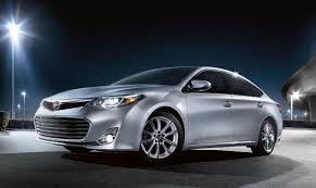 Best high-tech family sedan: Toyota Avalon   PCWorld