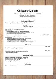Where Can I Write A Resume For Free Free Cv Creator Maker Resume Online Builder Pdf