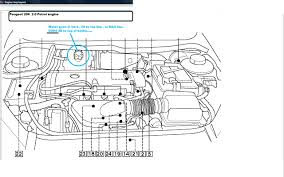peugeot 206 cc engine diagram peugeot wiring diagrams online