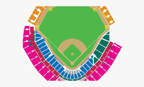 Royals Stadium Seating Chart Fan Clipart Baseball Stadium Generic Ballpark Seating