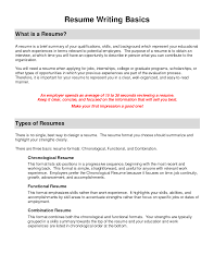 Hybrid Resume Builder Awesome Resumes And Cover Letters The Ohio