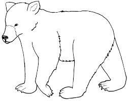 Small Picture Bear Coloring Page Teddy Bear Coloring Pages Theme Free Printable