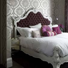 Grey Purple Bedroom Mint And