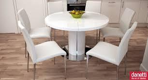 white dining table set. Dining Room Wonderful White Design Ideas Table Set
