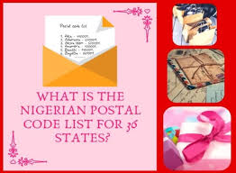 So, if you visit any american website or you're filling any online form that demands for your zip code just go ahead and use your postal code. Full Nigeria Postal Code List For All 36 States Legit Ng