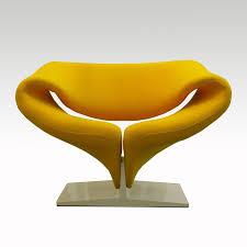 modern pierre paulin ribbon chair f 582 for