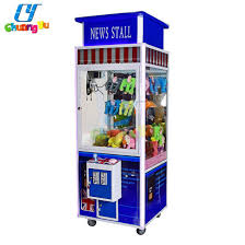 Arcade Vending Machines Inspiration China Arcade Vending Machines Coin Operated Plush Toy Claw Crane