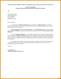 Request Employment Verification Letter Employment Verification Request Letter Template