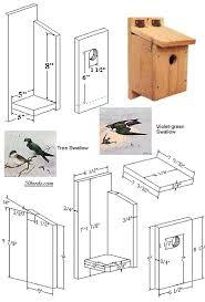 Simple bird house plans   home design ideas   Bird house plansswallow bird house plans