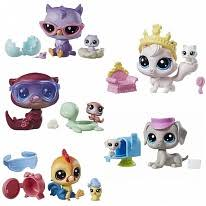 Игрушки <b>Littlest Pet Shop</b> (Литл Пет Шоп) Hasbro на Toy.ru