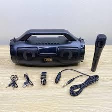 Loa karaoke bluetooth Kimiso KM-S3 có kèm mic