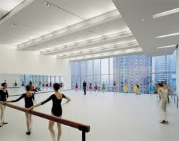 Ballet Studio Design Gallery Of The National Ballet School Kpmb Architects 16