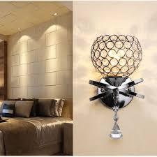 wall lighting living room. Crystal Creative European Style American Living Room Head Wall Lamp Staircase Passageway Lighting