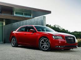 chrysler 4 door sport car