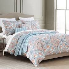 Bed Bath And Beyond Echo Design Sorrento 10 Piece Comforter Set By Envogue International