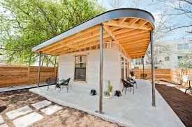 the tiny 3d printed home at sxsw is adorable