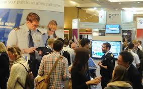 live careers pilot careers live london welcomes more than 1 000 aspiring pilots