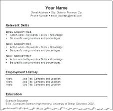 How Do You Format A Resume Best Resume Format Download Doc Resume