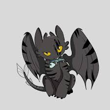 Light Fury And Toothless Baby Toothless And Light Fury H T T Y D Amino