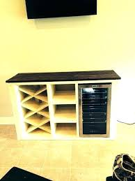 diy above fridge storage wine racks fridge with wine rack best wine fridge ideas on cooler