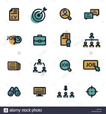 Resume Icons Resume Vector Icons Set Stock Photos Resume Vector Icons Set 80