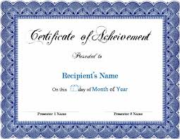 Certificate Background Free Certificate Background Templates For Word Certificate Template On
