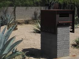 wall mount contemporary mailboxes  all contemporary design
