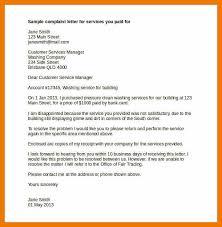 9 10 Sample Complaint Letter To Airline Mysafetgloves Com
