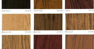 Home Depot Behr Wood Stain Color Chart Interior Wood Stain Colors Ideas Home Depot I 32974