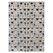 mid century modern rugs. Mid-Century Modern Turkish Rug For Sale Mid Century Rugs O