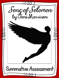 song of solomon by toni morrison test by ocbeachteacher tpt song of solomon by toni morrison test